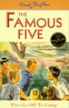 Five Go Off To Camp(Bk 7) by Enid Blyton