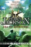 Percy Jackson & the Sea of Monsters by Rick Riordan
