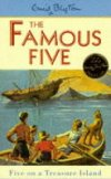 Five On A Treasure Island (BK 1) by Enid Blyton