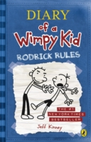 Diary of a Wimpy Kid 2 (Rodrick Rules) by Jeff Kinney