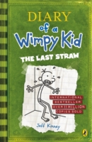 Diary of a Wimpy Kid 3 (The Last Straw) by Jeff Kinney