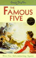 Five Go Adventuring Again(Bk2) by Enid Blyton