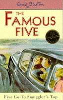 Five Go To Smuggler's Top(Bk 4) by Enid Blyton