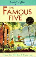 Five Go Off in a Caravan(Bk 5) by Enid Blyton