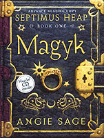 Magyk(Septimus Heap Book 1) by Angie Sage - Click Image to Close