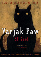 Varjak Paw by S.F.Said